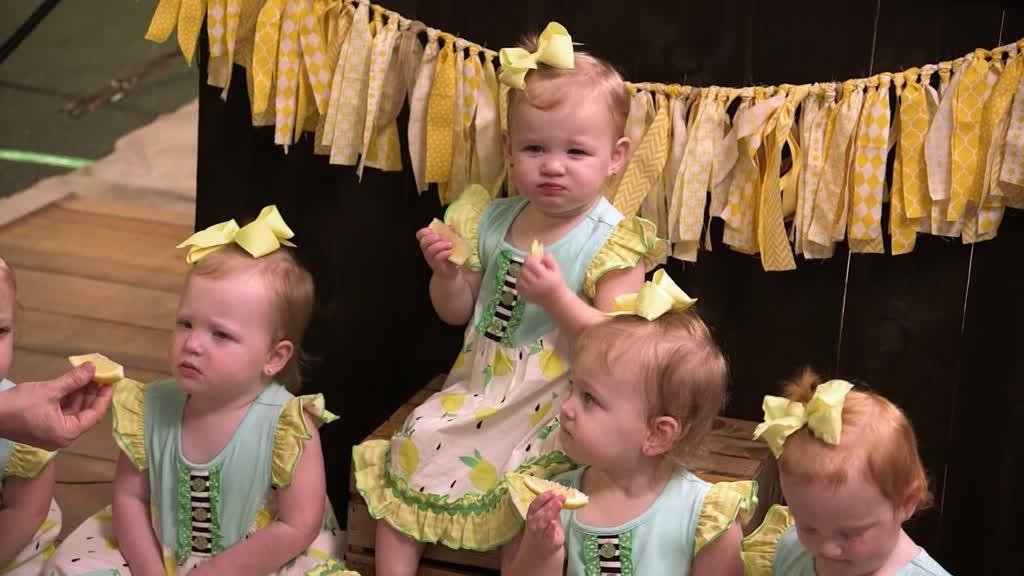besizler ilk kez limon tadiyor kalabalik aile