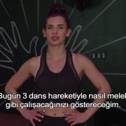 Melek Gibi Hazırlanmak | 3 Dans Hareketi